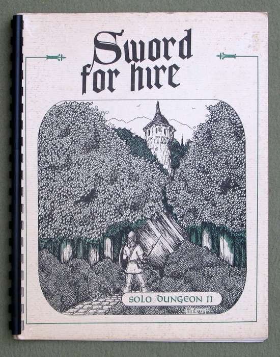 Image for Sword for Hire (Solo Dungeon 11 for Tunnels & Trolls Game)