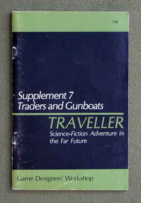 Image for Traveller Supplement 7: Traders and Gunboats - PLAY COPY