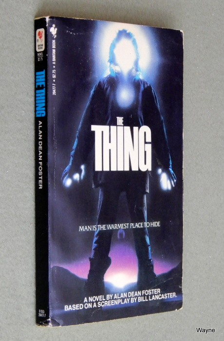 Image for The Thing: The New Classic of Alien Terror