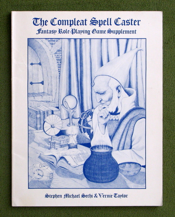 Image for The Compleat Spell Caster