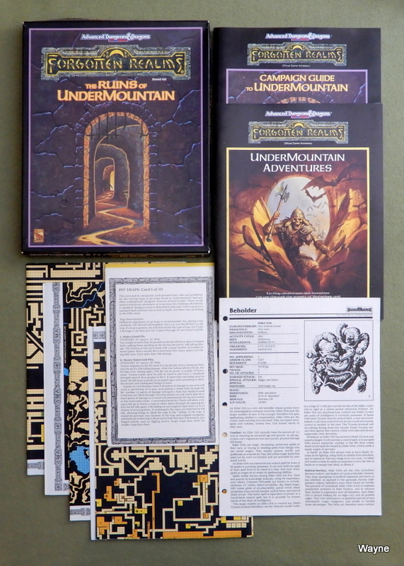 Image for Ruins of Undermountain (Advanced Dungeons & Dragons: Forgotten Realms)