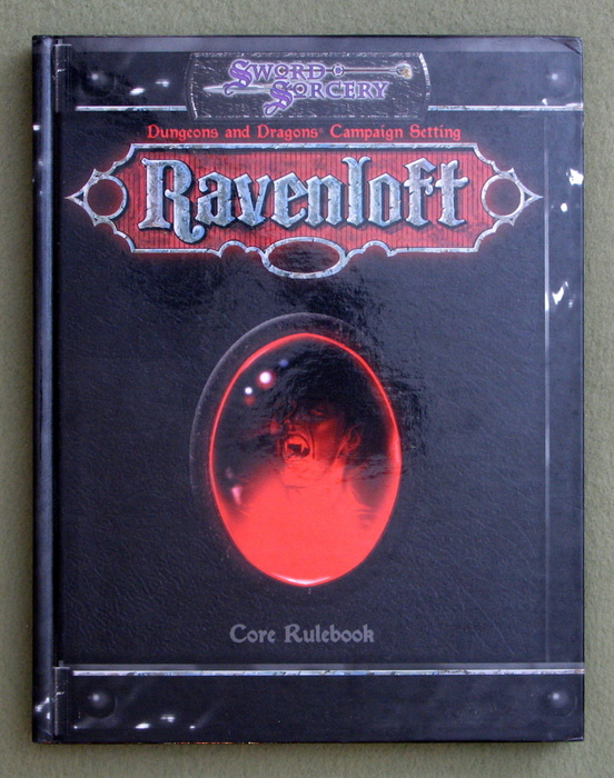 Image for Ravenloft Campaign Setting: Core Rulebook (d20 3.0 Fantasy Roleplaying)