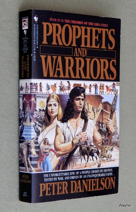 Image for Prophets and Warriors (Children of the Lion, Book XV)