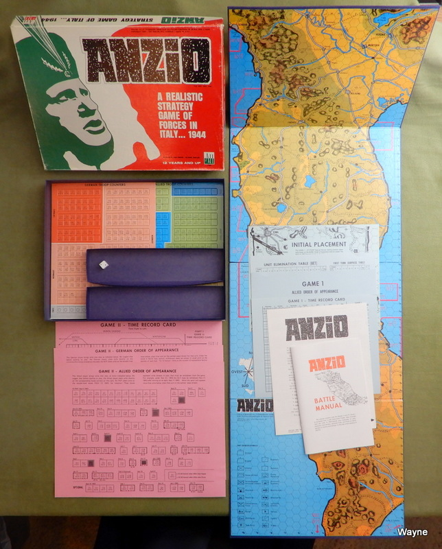 Image for Anzio: Game of Forces in Italy, 1944