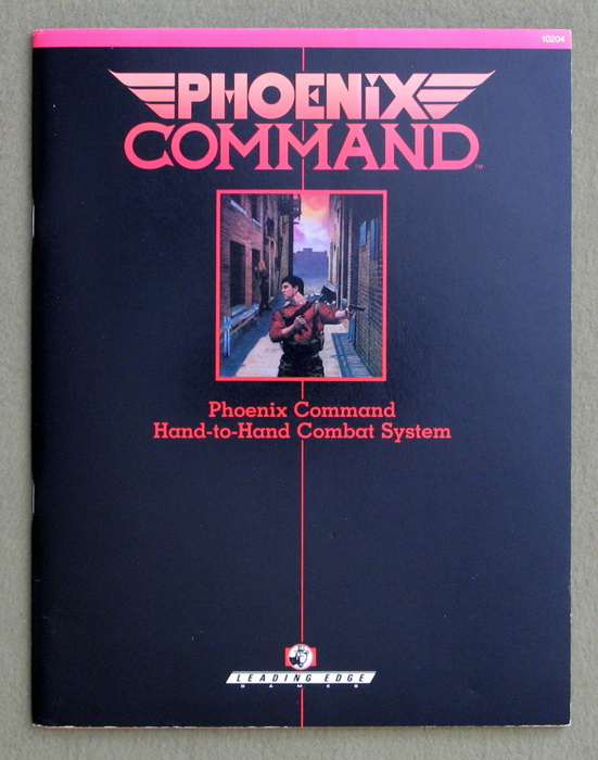 Image for Hand-to-hand Combat System (Phoenix Command)