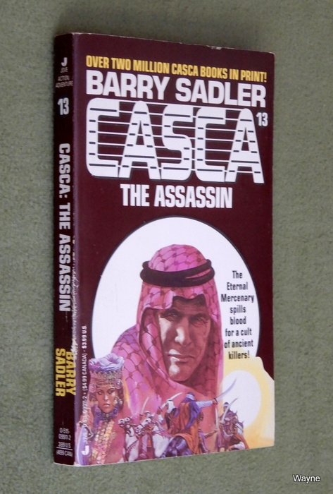 Image for Casca: The Assassin (# 13)