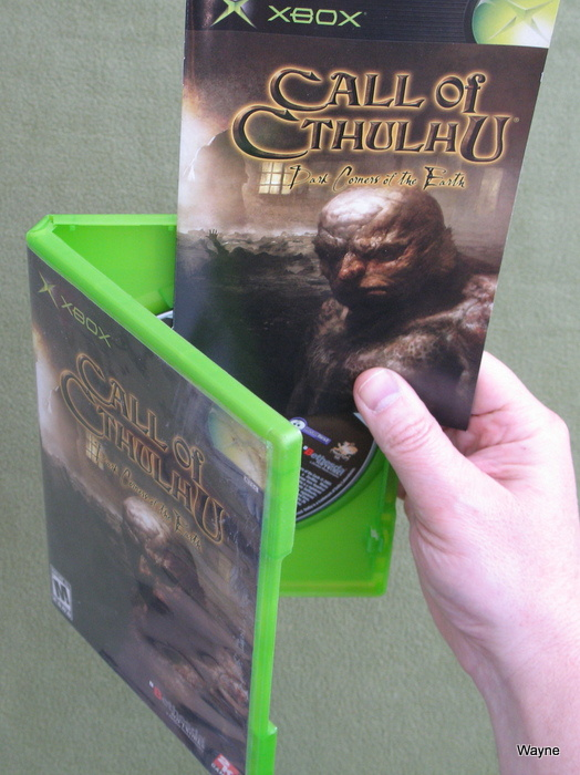 Image for Call of Cthulhu: Dark Corners of the Earth (XBOX)