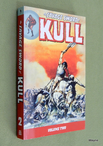 Image for The Savage Sword of Kull: Volume Two