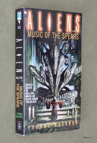 Image for Music of the Spears (Aliens)