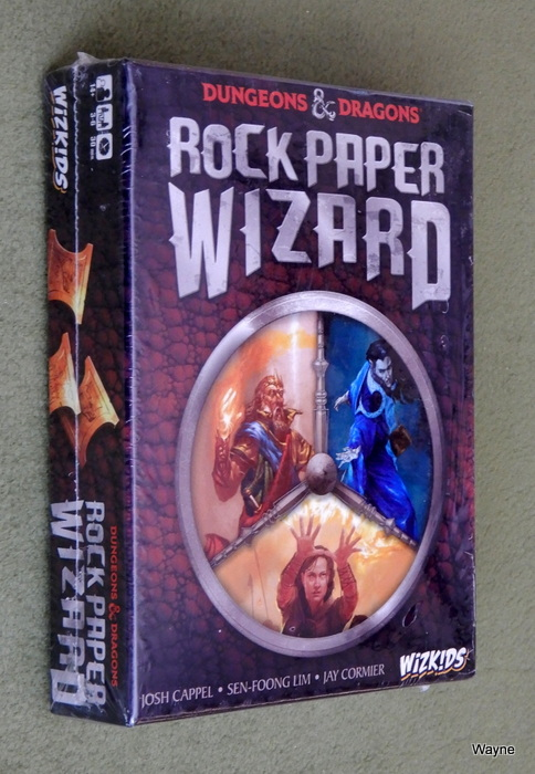 Image for Rock Paper Wizard (Dungeons and Dragons)