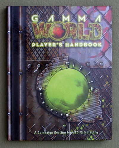 Image for Gamma World Players Handbook (D20 Edition)