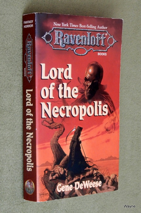 Image for Lord of the Necropolis (Ravenloft)