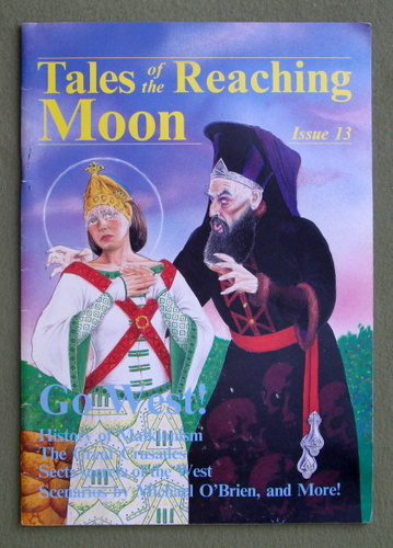 Image for Tales of the Reaching Moon, Issue 13 (Glorantha/Runequest)