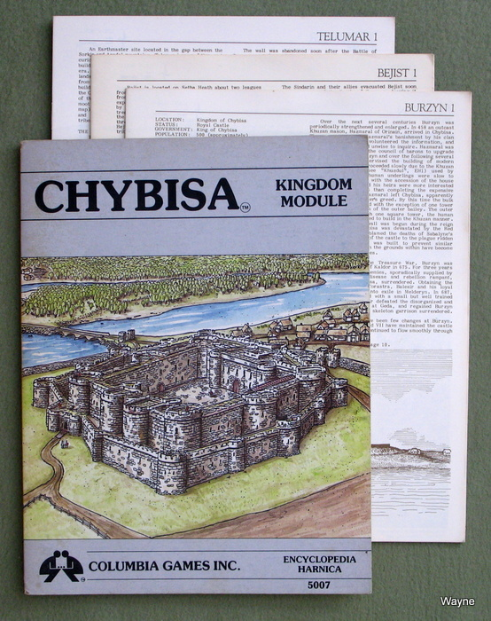Image for Chybisa: Kingdom Module (Harn)