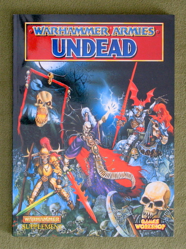 Image for Warhammer Armies: Undead
