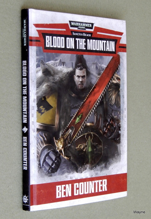 Image for Sanctus Reach: Blood on the Mountain (Warhammer 40,000 40K)