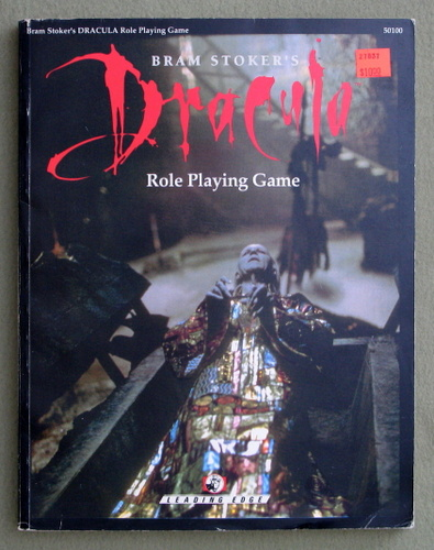 Image for Bram Stoker's Dracula Role Playing Game