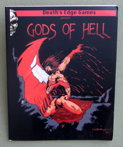 Image for Gods of Hell (Inferno Roleplaying Game Supplement)