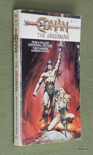 Image for Conan the Barbarian (The Movie Novel)