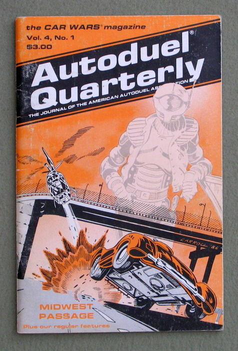 Image for Autoduel Quarterly: Vol. 4, No. 1 (Car Wars)
