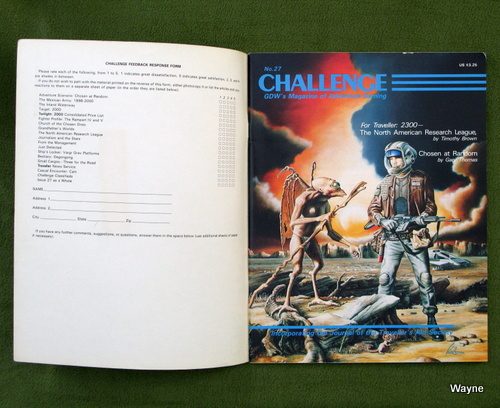 Image for Challenge Magazine, Issue 27
