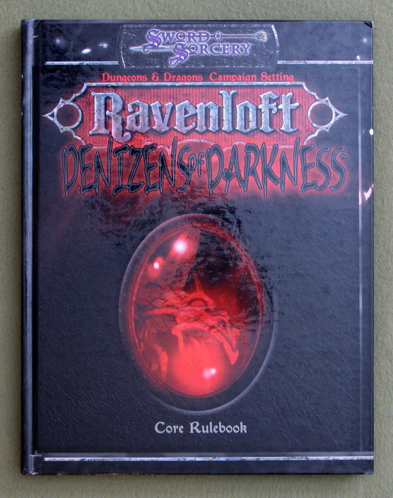 Image for Denizens of Darkness: Core Rulebook (d20 3.0 Fantasy Roleplaying, Ravenloft)