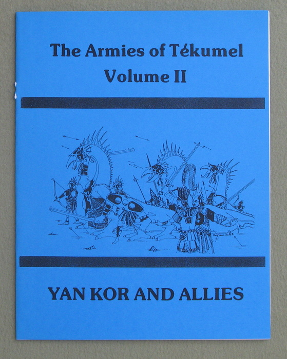 Image for Armies of Tekumel, Vol 2: Yan Kor and Allies
