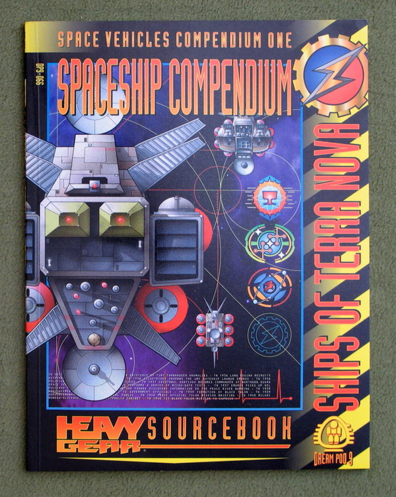 Image for Spaceship Compendium (Heavy Gear Space Vehicles Compendium One: Ships of Terra Nova)