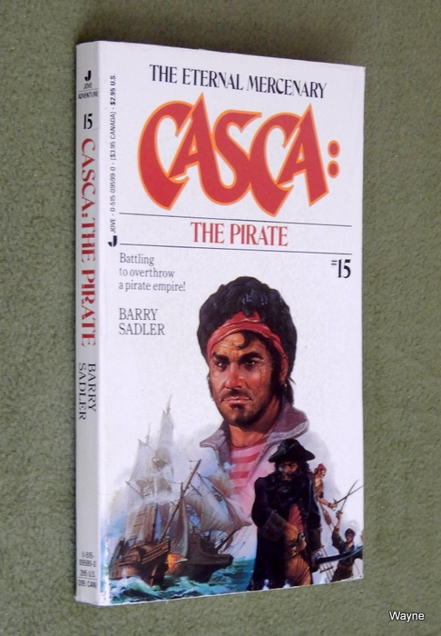Image for Casca the Pirate (#15)