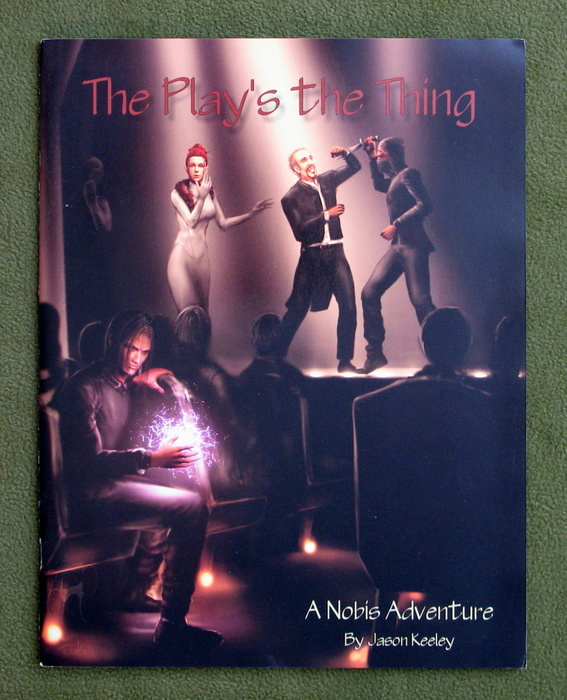 Image for The Play's the Thing (A Nobis Adventure)