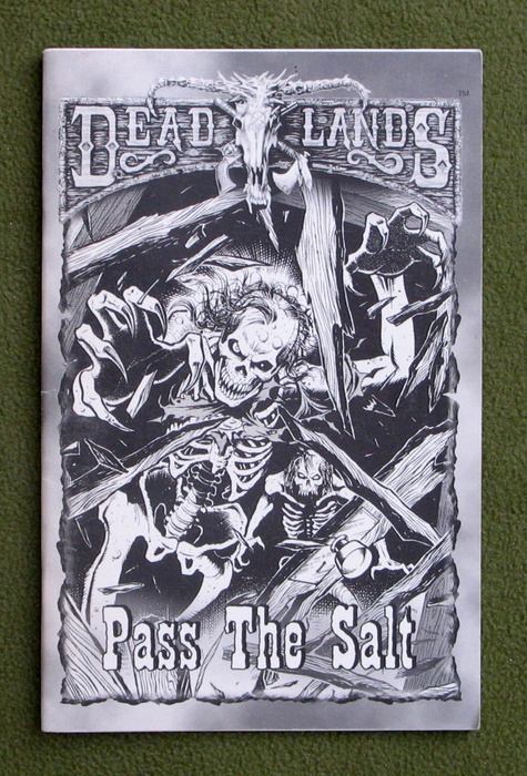 Image for Pass The Salt (Deadlands: The Great Maze)