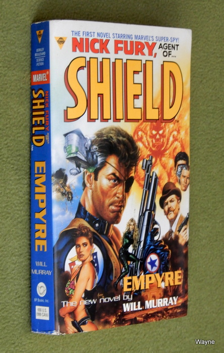Image for Nick Fury, Agent of Shield: Empyre