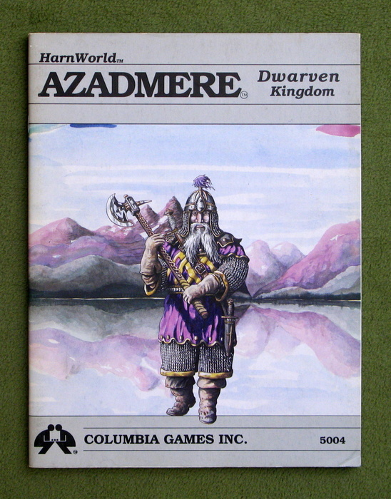 Image for Azadmere: Kingdom of the Dwarves (Harn)