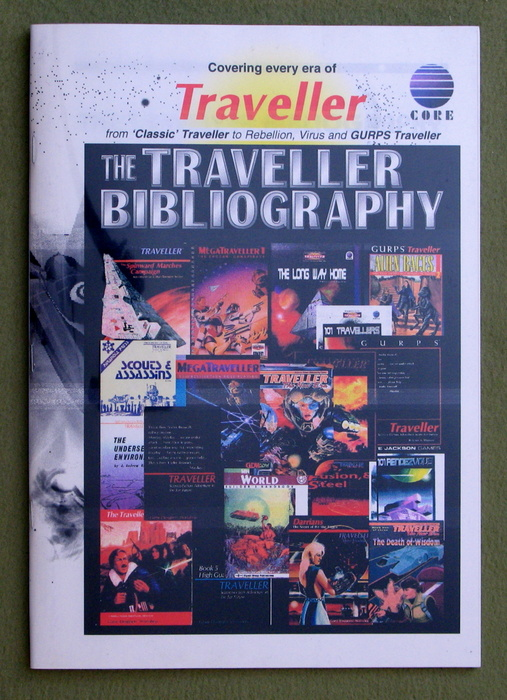 Image for The Traveller Bibliography: From Classic Traveller to Rebellion, Virus and GURPS Traveller