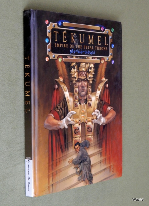 Image for Tekumel: Empire of the Petal Throne