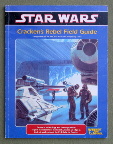 Image for Cracken's Rebel Field Guide (Star Wars: The Roleplaying Game)