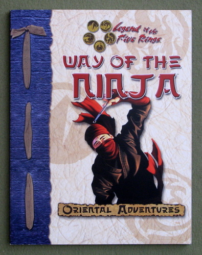 Image for Way of the Ninja (Legend of the Five Rings: Oriental Adventures)