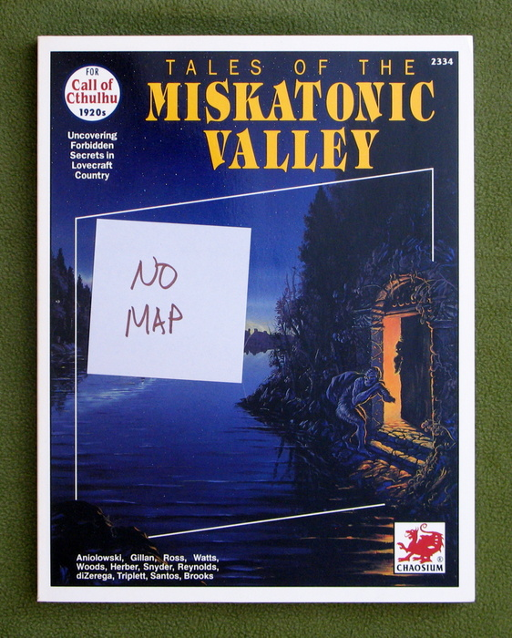 Image for Tales of the Miskatonic Valley (Call of Cthulhu) - NO MAP