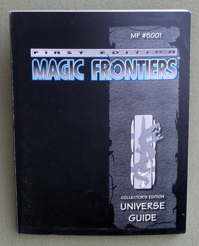 Image for Magic Frontiers Roleplaying Game: Universe Guide (First/Collector's Edition)