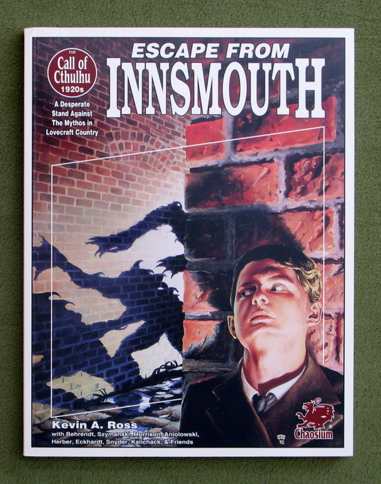 Image for Escape From Innsmouth (Call of Cthulhu)