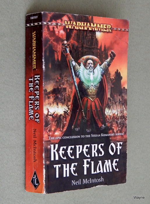Image for Keepers of the Flame (Warhammer) - READING COPY