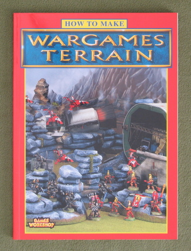 Image for How to Make Wargames Terrain