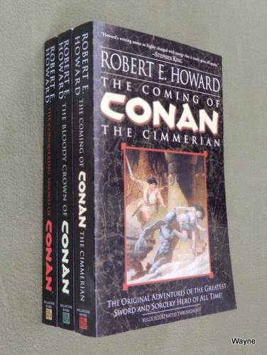 Image for Adventures of Conan (3 book set)