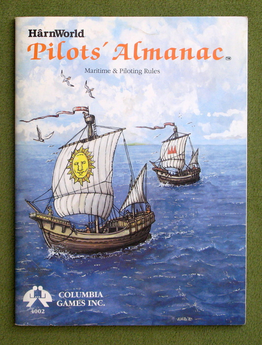 Image for Pilots' Almanac: Maritime & Piloting Rules (Harn / HarnWorld)