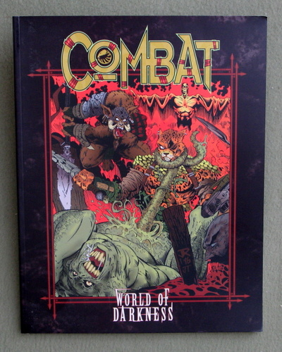 Image for Combat (World of Darkness Roleplaying Game)