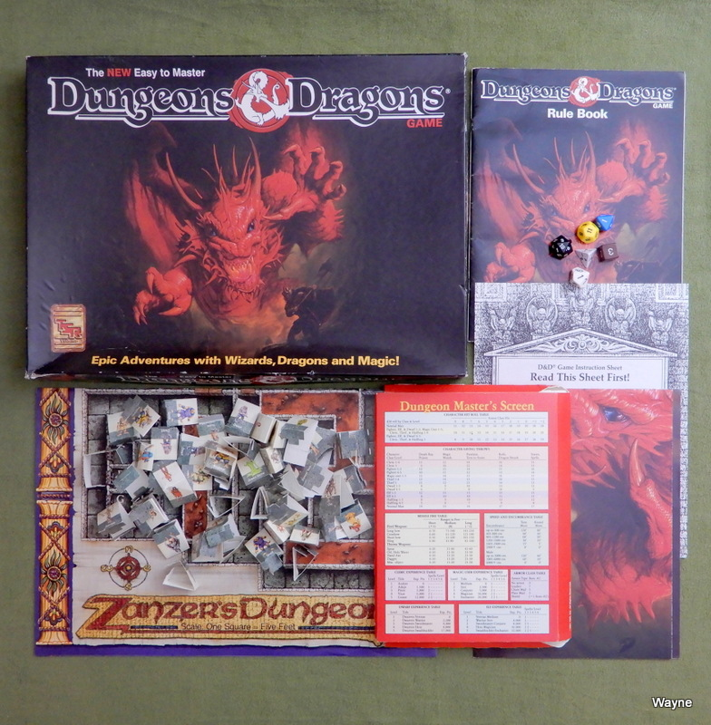 Image for The NEW Easy to Master Dungeons & Dragons