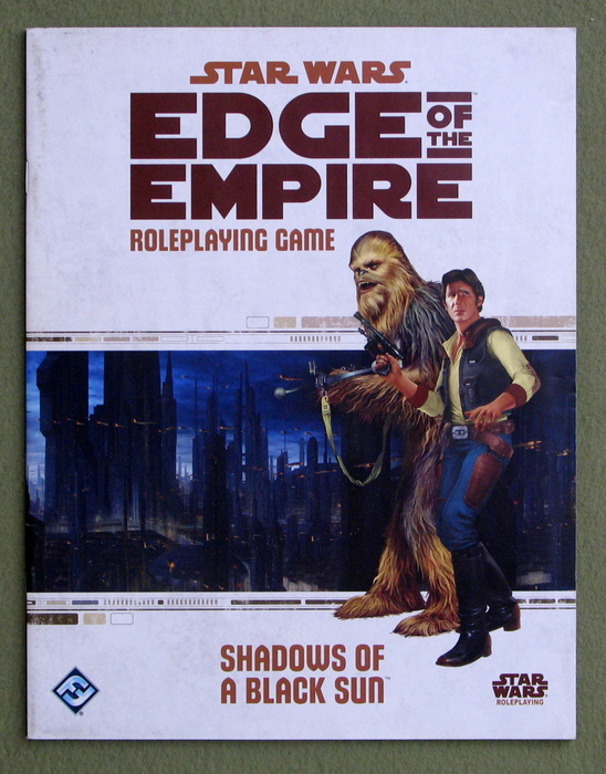 Image for Star Wars Edge of the Empire: Shadows of a Black Sun (Star Wars Role Playing Game)