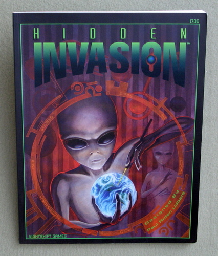 Image for Hidden Invasion: Things to Come
