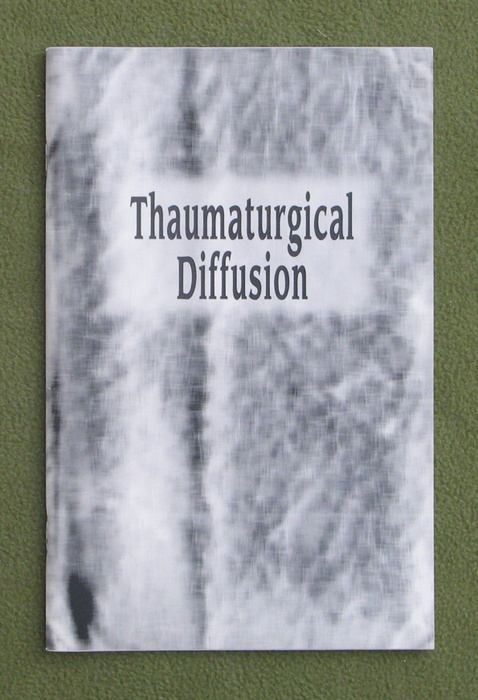 Image for Thaumaturgical Diffusion (Deadlands: City o' Gloom)