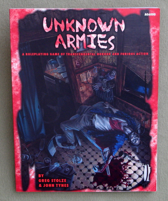 Image for Unknown Armies (1st Edition)